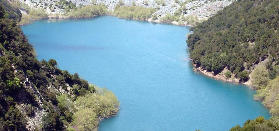 Η Νεότερη Λίμνη της Ελλάδος